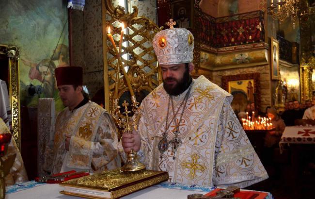 Фото: Архієпископ Мстислав (uapc-te.net)
