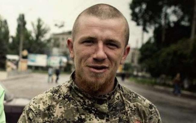 Фото: лидер боевиков ДНР Моторола (оnline.ua)