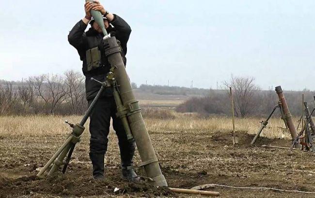 Взоне АТО подорвался намине украинский боец