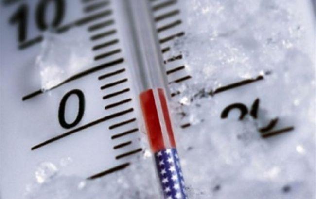 температура повітря в Україні