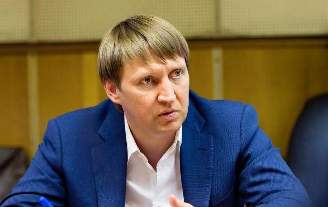 Фото: министр аграрной политики Тарас Кутовой