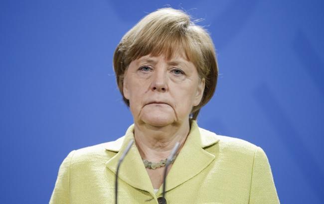 Фото: Меркель не ждет чудес от завтрашней встречи в Берлине