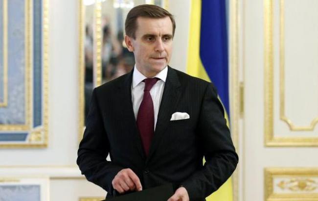 """Фото: Костянтин Єлісєєв розповів, чим Україна не поступиться на """"нормандській зустрічі"""""""