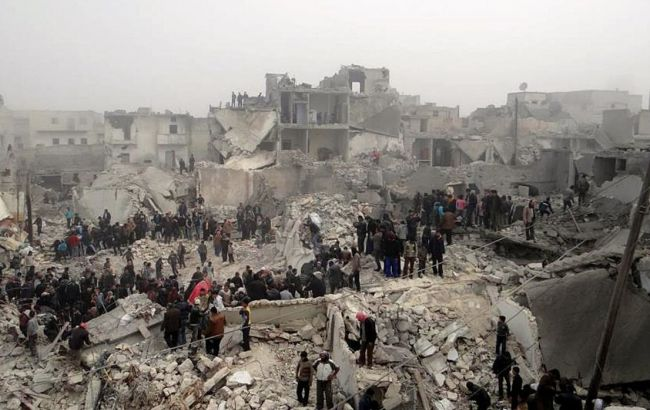 Фото: в Алеппо наступила гуманитарная пауза
