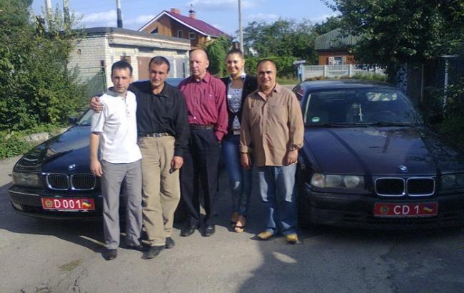 Фото: СБУ ліквідувала псевдодержаву в Чернігівській області (GOROD.cn.ua)