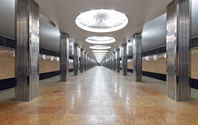 "Фото: станция метро ""Берестейская"""
