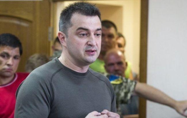 Фото: військовий прокурор сил АТО Костянтин Кулик