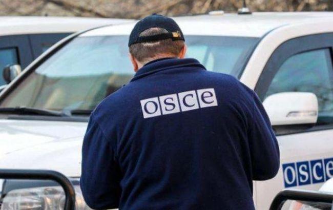 ОБСЕ заявило обограниченном доступе кпунктам разведения войск