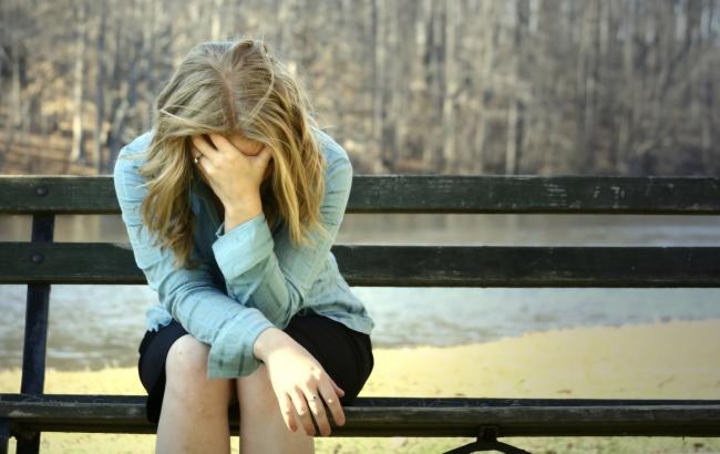 Фото: Депрессия у людей (час.ua)