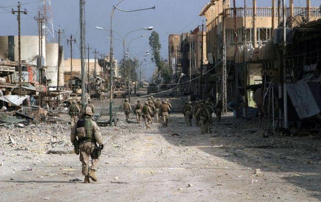 Фото: іракські війська продовжують наступ на Мосул