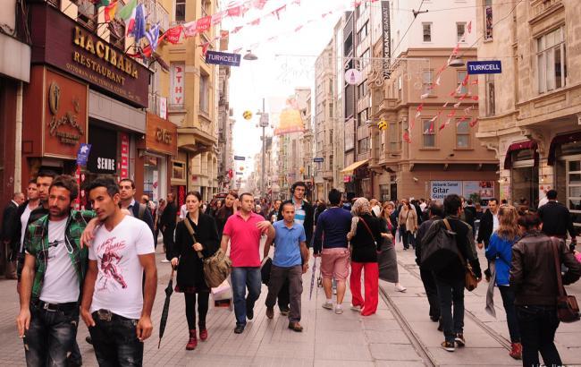 Экстремистские группировки могут штурмовать американцев вСтамбуле— Консульство США