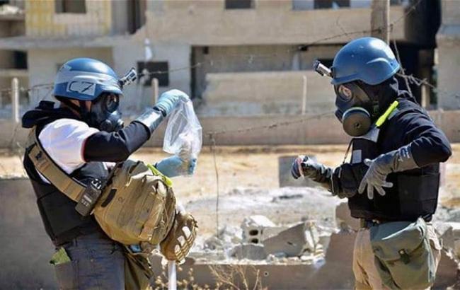 Фото: в США назвали Россию ответственной за действия Асада