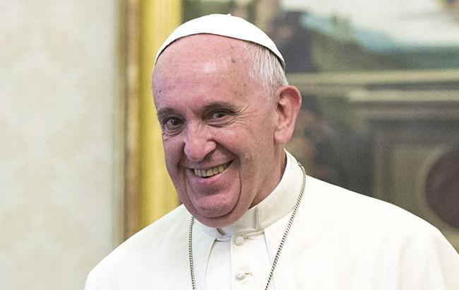 Фото: Папа Римский Франциск (Sputnik)