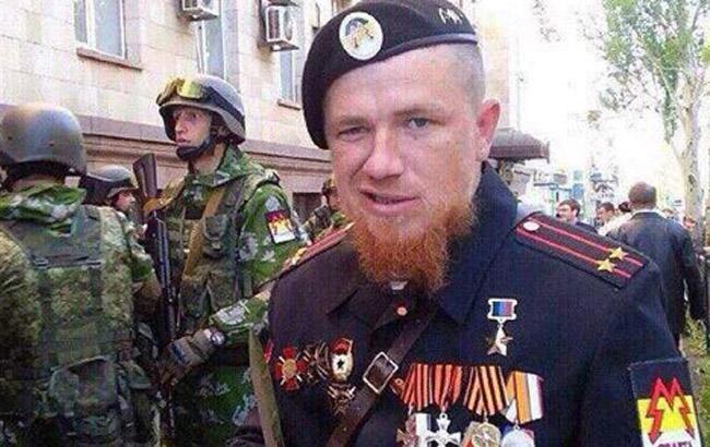 """Российский историк об убитом боевике Мотороле: """"Крайне негативная фигура, о нем даже говорить неприятно"""""""