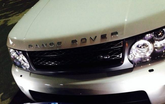Фото: Range Rover (Autoblog)