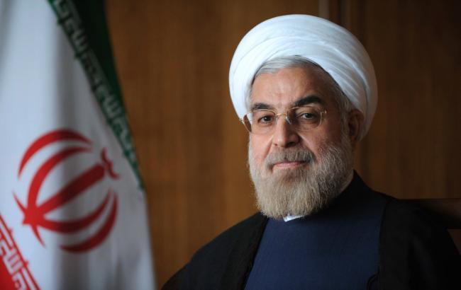 Фото: Президент Ирана Хассан Роухани