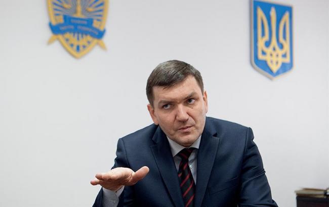 Фото: Сергей Горбатюк оспаривает выговор генпрокурора