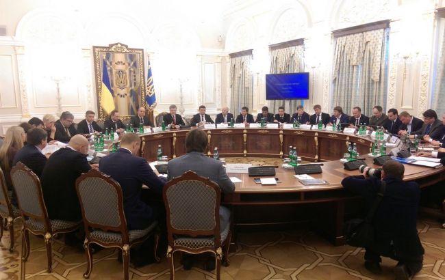Фото: Национальный совет реформ