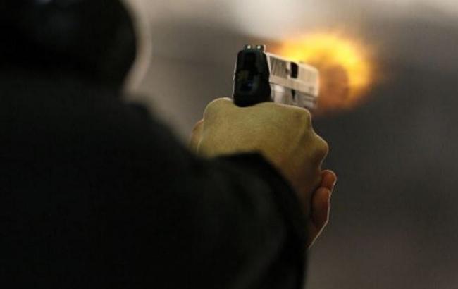Фото: в Харькове неизвестный устроил стрельбу