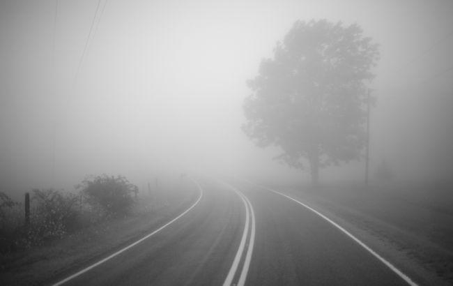 Фото: туман в Україні