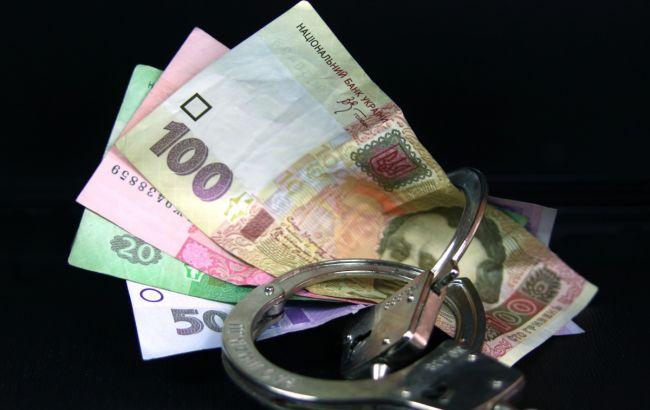"""Фото: двох чиновників """"Укрзалізниці"""" підозрюють у привласненні державних коштів"""