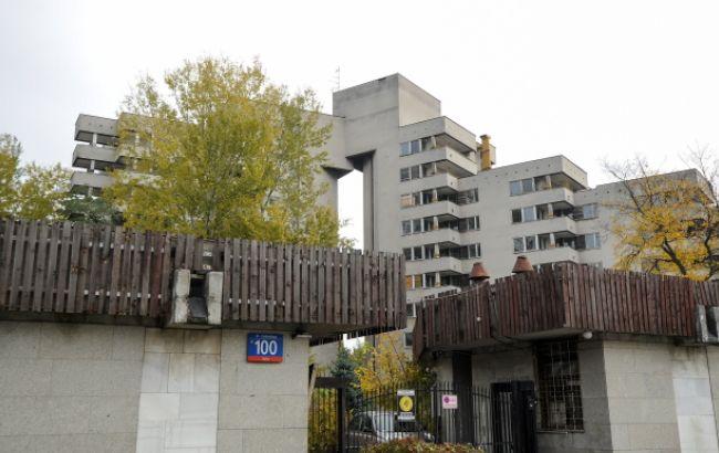 Фото: будинок на вул. Собеського 100 у Варшаві