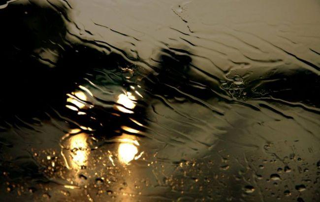 Фото: ухудшение погодных условий в Украине