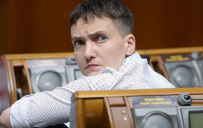 Фото: Надія Савченко (strana.ua)