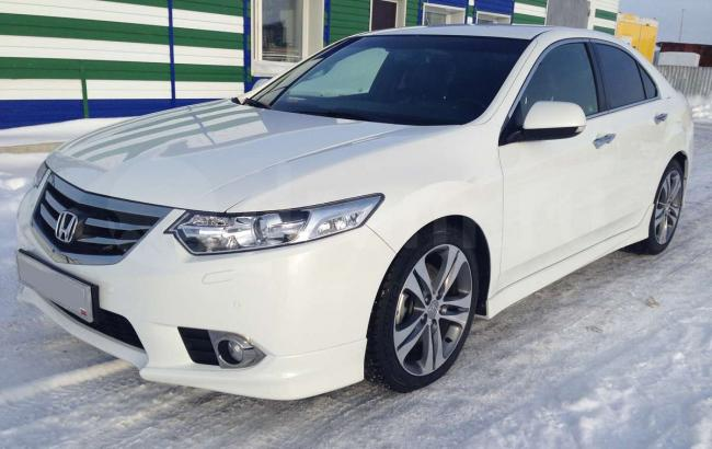 Фото: Honda Accord (drom.ru)