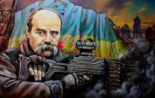 В Румынии открыли памятник Тарасу Шевченко