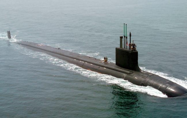 """Фото: в США приняли на вооружение подводную лодку """"Иллинойс"""""""