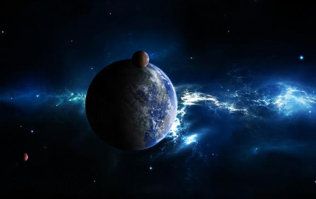 Фото: Зірки в космосі (GoodFon.ru)