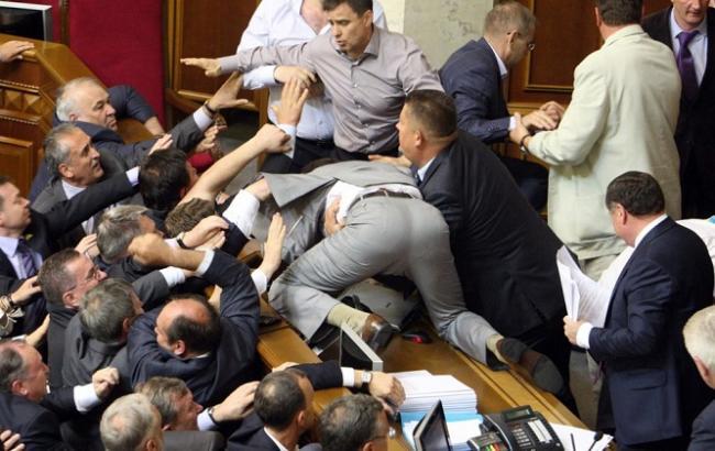 Фото: Депутати ВР (Фокус)