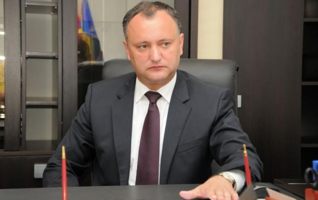 Претенденты впрезиденты Молдавии набрали менее 50% голосов