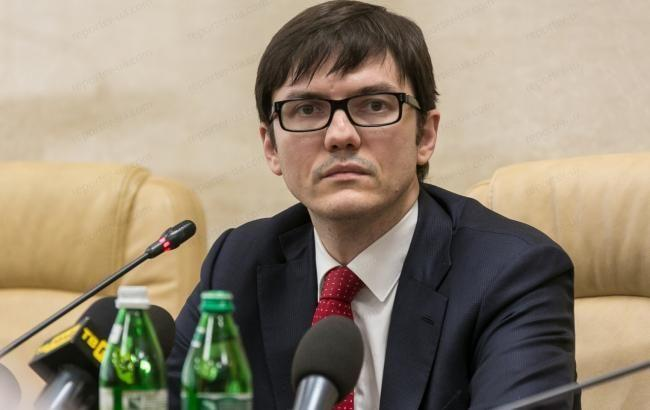 Фото: глава МИУ Андрей Пивоварский