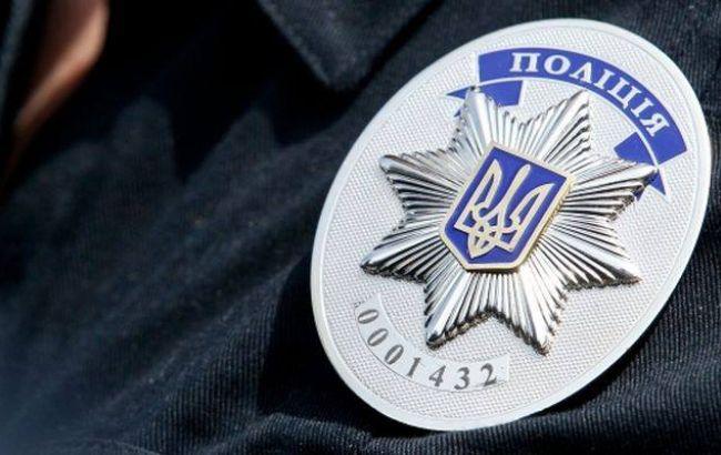 Фото: в Киеве неизвестные с оружием ограбили инкассаторов