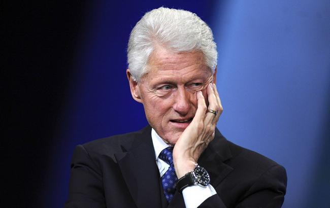 Фото: Билл Клинтон