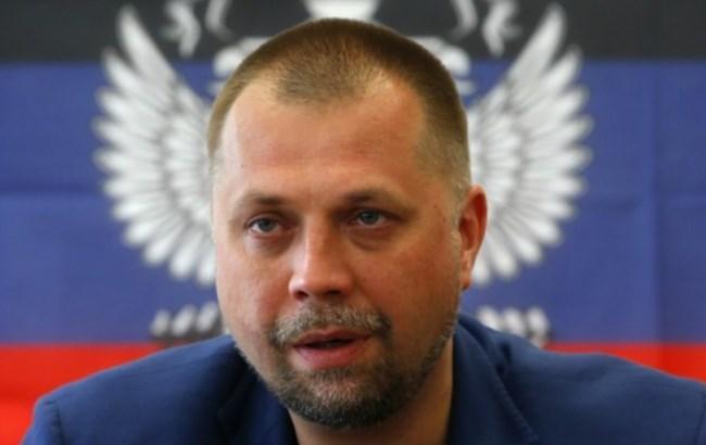 """Фото: экс-главарь """"ДНР"""" Бородай (dialog.ua)"""