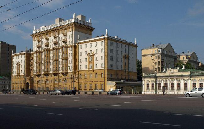 Фото: посольство США в Москве