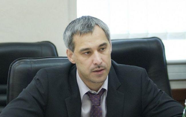 Фото: член НАЗК Руслан Рябошапка