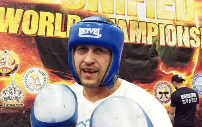Українець став чемпіоном світу з кікбоксингу