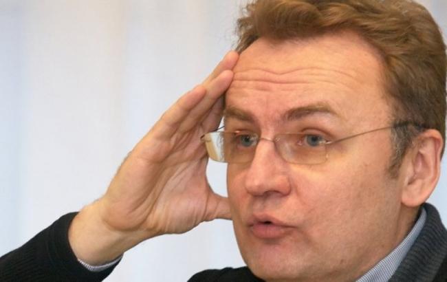 Мер Львова Садовий розповів про своє президентство