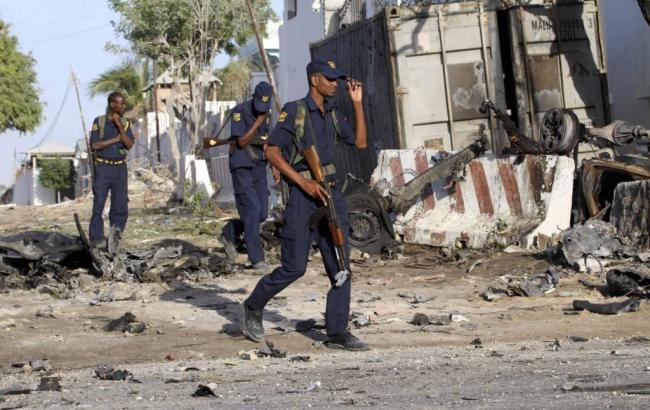 Фото: в Сомали прогремел взрыв у здания парламента