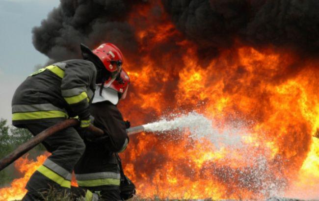 Фото: в Украине за неделю на пожарах погибли 45 человек