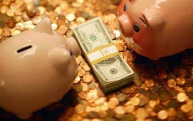Международные резервы Украины сохранились науровне 15,5 млрд долларов
