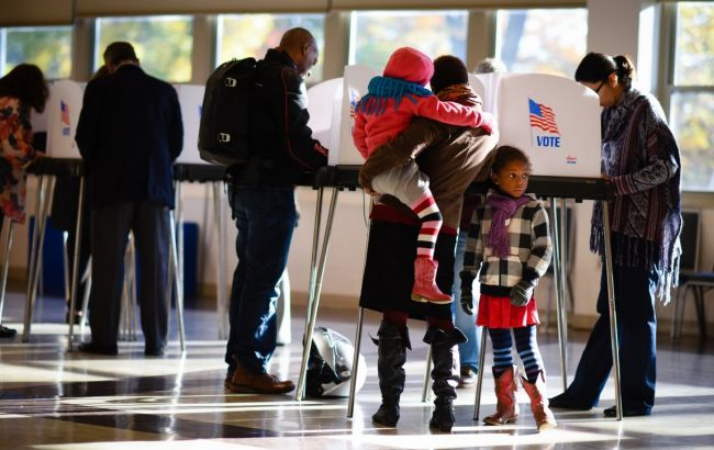 Фото: вибори в США