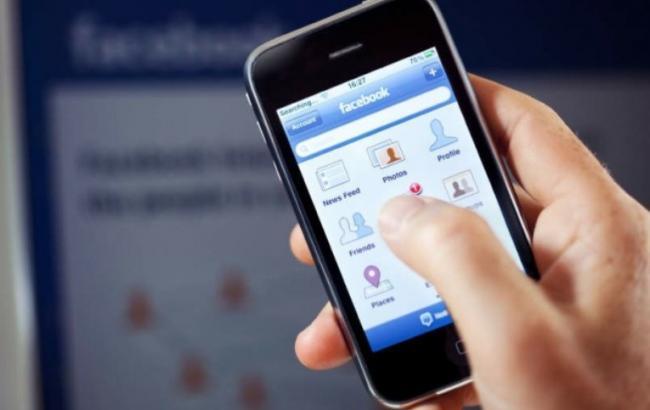 Фото: Работу Facebook восстановили после сбоя