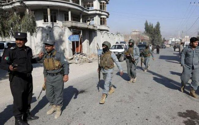 Фото: вибух біля консульства Німеччини в Афганістані