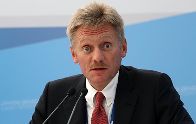 Песков: Москва готова ожидать решения вопроса Крыма вСША иЕС
