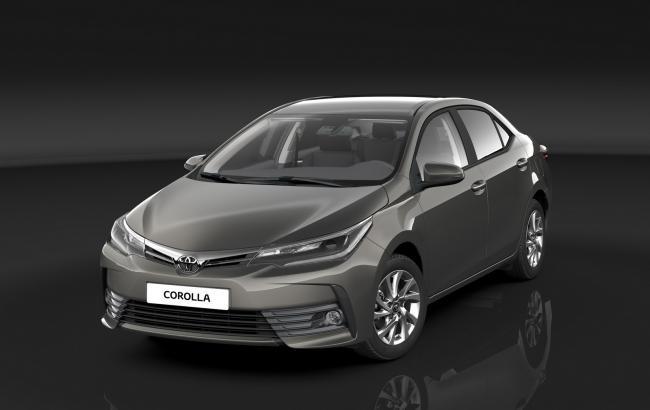 Фото: Toyota Corolla (Carscoops)